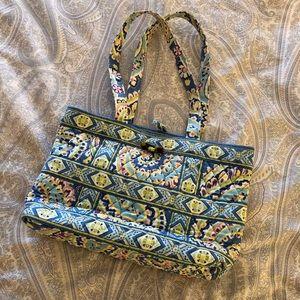 Vera Bradley purse and wallet in Capri Blue